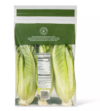 Load image into Gallery viewer, Romaine Hearts - 3ct/22oz