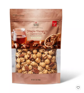 Maple Pecan Caramel Corn 7oz