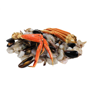 Sea Best Seafood Festival Shrimp & Crab Pot, 3 lbs