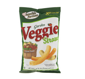 Sensible Portions Sea Salt Vegetable & Potato Snack 5 oz