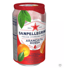 Load image into Gallery viewer, Blood Orange Sparkling Juice 11.15 Oz - San Pellegrino
