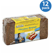 Load image into Gallery viewer, Mestemacher Fitness Bread, 17.6 Oz, (Pack of 12)
