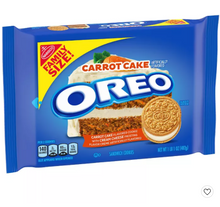 Load image into Gallery viewer, Carrot Cake Oreo Family Size - 17oz