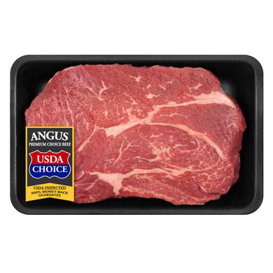 Beef Choice Angus Chuck Roast, 2.25 - 3.38 lb