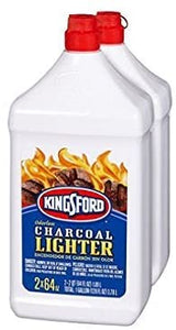 Product of Kingsford® Charcoal Lighter Fluid - 2/64 oz.