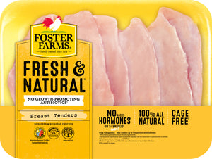 Foster Farms Chicken Tenders, 1 - 2 lbs