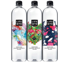 Load image into Gallery viewer, LIFEWTR, Premium Purified Water, pH Balanced with Electrolytes For Taste, 1000 mL (6 Count) (Packaging May Vary), 33.8 Fl Oz (6 Count)