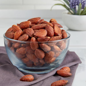 Great Value Smoked Flavored Whole Almonds, 14 oz