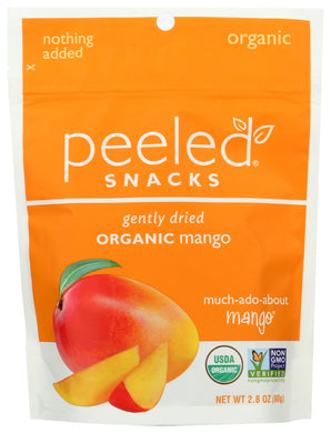 Peeled Snacks: Much Ado About Mango, 2.8 Oz