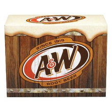 Load image into Gallery viewer, A&W Root Beer (12oz / 36pk)