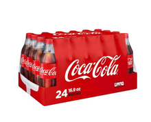 Load image into Gallery viewer, Coca-Cola (16.9 fl. oz., 24 pk.)