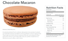Load image into Gallery viewer, Chocolate Macaron