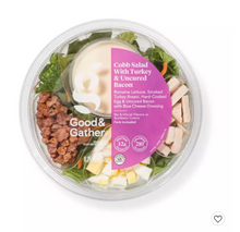 Load image into Gallery viewer, Cobb Salad with Turkey & Uncured Bacon Bowl - 6.25oz