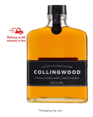 Collingwood Canadian Whisky Whiskey /40% ABV / Canada  750.0ml bottle