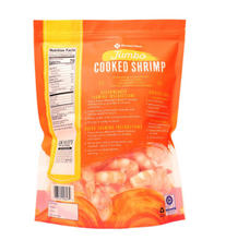 Load image into Gallery viewer, Cooked Jumbo Shrimp (2 lb. bag, 21-25 pieces per pound)