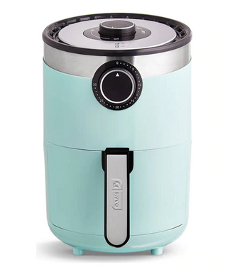 Dash™ AirCrisp® Pro Compact Air Fryer  Color:Aqua