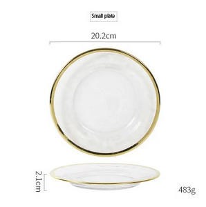 The Glass  Plate Cutlery Collection, REGULAR