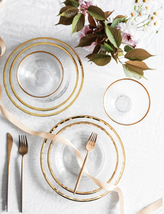 The Glass Bowl Cutlery Collection