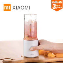 Load image into Gallery viewer, New XIAOMI MIJIA Pinlo Blender Electric Kitchen Juicer Mixer Portable food processor charging using quick juicing cut off power