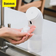 Load image into Gallery viewer, Baseus Hand Washer Automatic Induction Foaming Touch-less Soap Dispenser 0.25s Infrared induction For Family Smart Home Kitchen