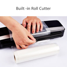 Load image into Gallery viewer, REELANX Vacuum Sealer Lite V2 Built-in Cutter 220V Automatic Food Packing Machine 10 Free Bags Best Vacuum Packer for Kitchen