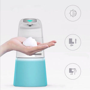 Intelligent Liquid Touchless Soap Dispenser Automatic Foaming Smart Sensor Soap Dispensador for Bathroom Kitchen Hand Washing