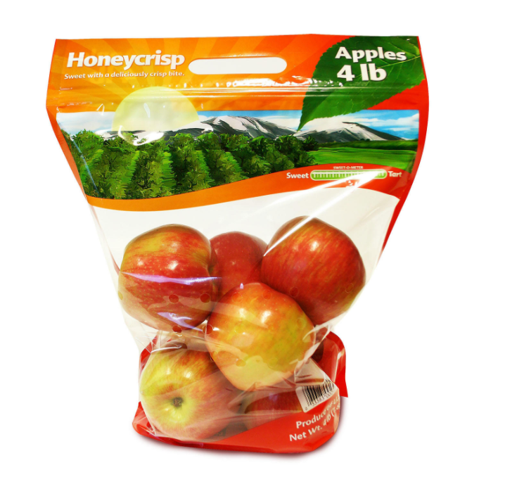 Honeycrisp Apples (4 lbs.)