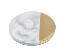 Load image into Gallery viewer, The Marble Coaster Collection, Style: CIRCLE