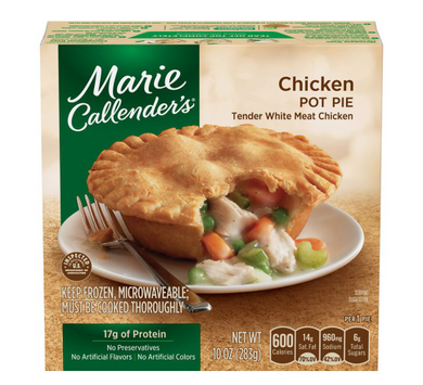 Marie Callender's Chicken Pot Pie 10 oz