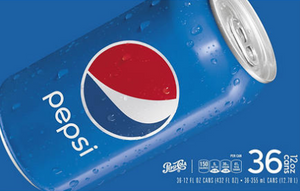 Pepsi Cola (12 oz. cans, 36 pk.)