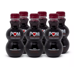 Pomegranate Juice, 12 oz, 6 Count