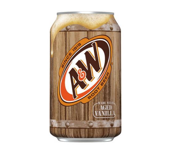 A&W Root Beer (12oz / 36pk)