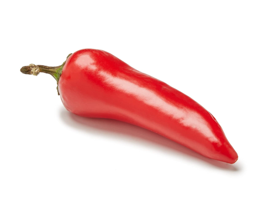 Red Fresno Pepper, 4 oz