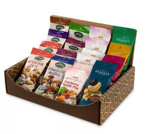 18-Pc. Mixed Nuts Box