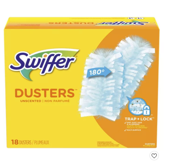 Swiffer Dusters Multi-Surface Refills - 10ct