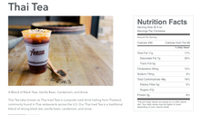 Load image into Gallery viewer, Thai Tea