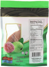 Load image into Gallery viewer, Klein's Naturals Natural Dried Guava, 7-Ounce Pouch