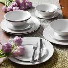Load image into Gallery viewer, Gibson Home Everyday Round 12-Piece Dinnerware Set