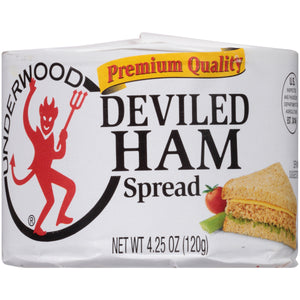 Underwood® Deviled Ham Spread 4.25 oz. Can