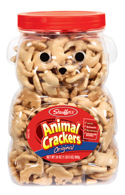 Stauffer's Animal Crackers, Original, 24 oz