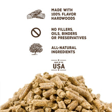 Load image into Gallery viewer, Kingsford 100% Hardwood Pellets for Grills, Classic Blend, 20 Pounds