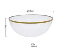 Load image into Gallery viewer, An Opaque Bowl Collection, LARGE