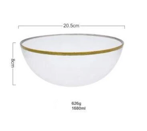 An Opaque Bowl Collection, LARGE