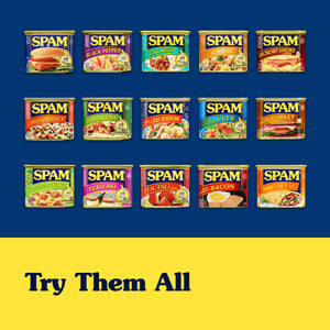 Spam Hickory Smoke, 12 Ounce Can