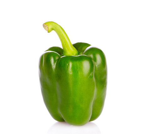 Green Bell Pepper 5 lb bag