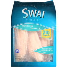 Load image into Gallery viewer, Frozen Swai Fillets, 2 lbs.