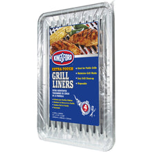 Load image into Gallery viewer, Kingsford BBP0491TB Grill Liners, 4-Pk. - Quantity 12