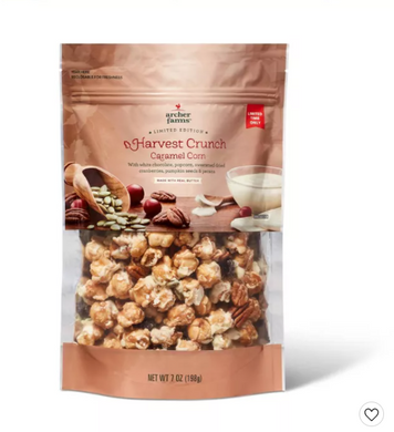 Harvest Crunch Caramel Corn