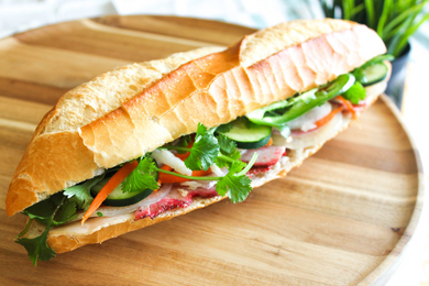 Banh mi thit Baguette  Special