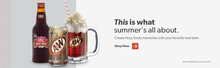 Load image into Gallery viewer, A&W Root Beer (12oz / 24pk)